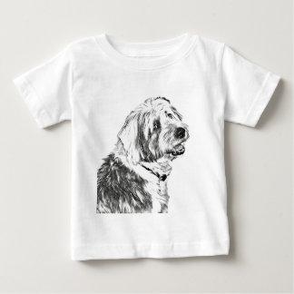Old English Sheepdog ベビーTシャツ