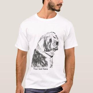 Old English Sheepdog Tシャツ