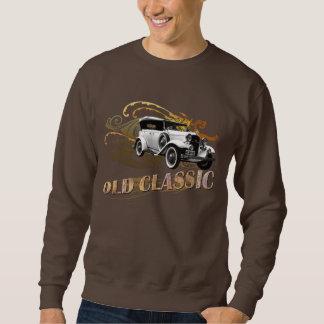 OldClassicCar_BSweatshirt スウェットシャツ
