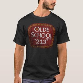 """Oldeの学校""""213""""ロサンゼルス Tシャツ"""