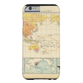 Oldish世界地図31 Barely There iPhone 6 ケース