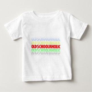 oldschool3 ベビーTシャツ