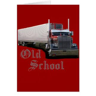Oldshooltrans カード