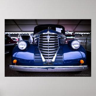 Oldsmobileのクラシックなトラック-ポスター ポスター