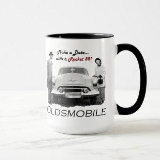 """Oldsmobileは""""作りますロケット88が付いている日付を…!"""" マグ"""