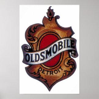 oldsmobile_logo ポスター
