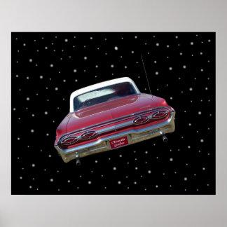 Oldsmobile Starfire ポスター