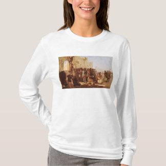 Oleg帝政ロシアの皇子の釘付け Tシャツ