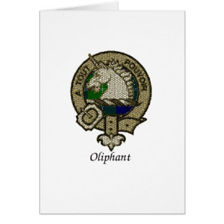 Oliphantの一族は頂点に達します カード