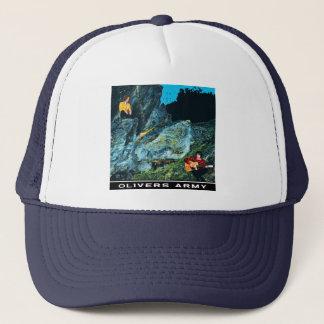 Oliversの軍隊EPカバー帽子 キャップ
