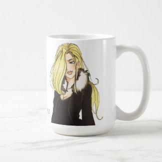 Olivierのマグ コーヒーマグカップ