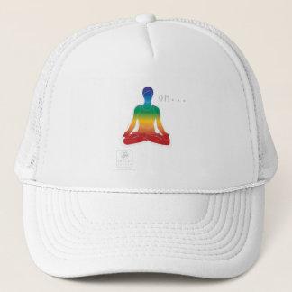 OMのはすチャクラの帽子 キャップ