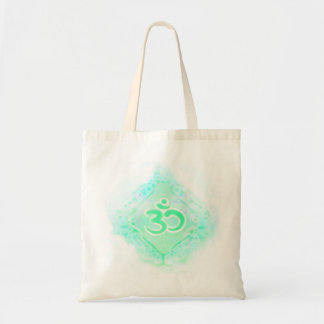 omのオウムの記号のバッグ トートバッグ