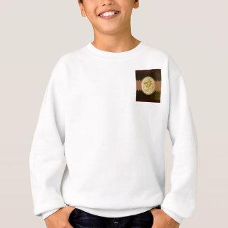 OMの信念のエレガントな金紋章の挨拶のギフト99 スウェットシャツ