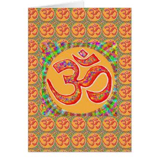 OMの信念の記号: 本当の神聖なローブ色 カード