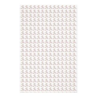 omの信念はパターン2016年を設計します 便箋