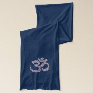 Omの記号 スカーフ