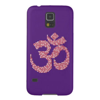 Omの記号 Galaxy S5 ケース