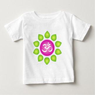 Om力 ベビーTシャツ