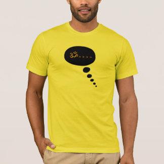 Om (オウム)のTシャツを考えること Tシャツ