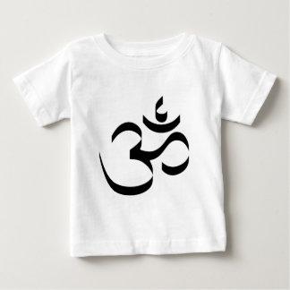 Om ベビーTシャツ