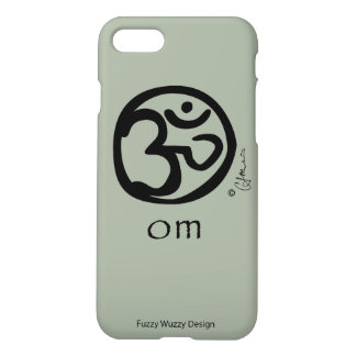 """Om "" iPhone 8/7 ケース"
