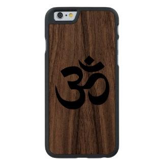 Om Namah ShivayaのオウムのShantiのオウムOmの記号のॐの平和 ケース