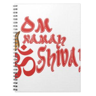 Om Namah Shivaya ノートブック