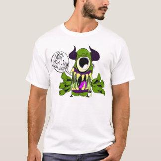 Om、Nom、Nom、Nom、Nom Tシャツ