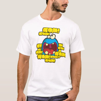 OM NOM NOM NOM Tシャツ