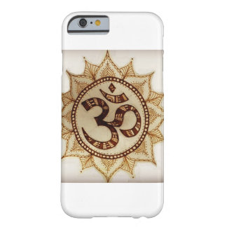 Om Shanti Iphoneの例 Barely There iPhone 6 ケース