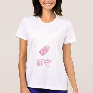 Omamori -私は愛で幸運です! tシャツ