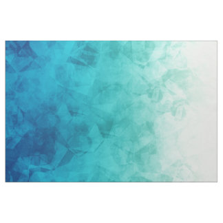 Ombre Ice Turquoise ID115 ファブリック