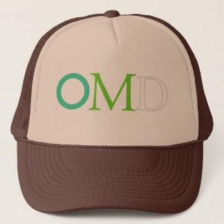 OMDの帽子(ブラウン) キャップ