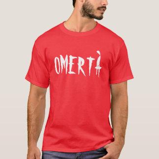OMERTÀ Tシャツ