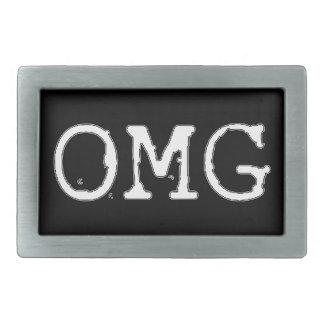 OMGのベルトの留め金 長方形ベルトバックル
