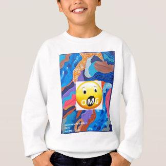 OMGの帽子 スウェットシャツ