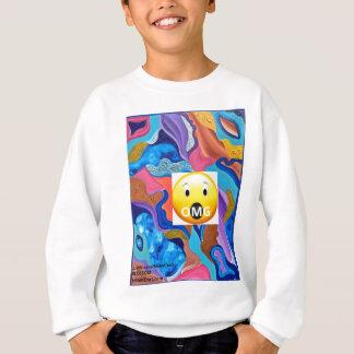 OMGの花 スウェットシャツ