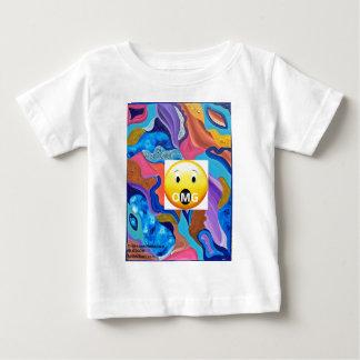 OMGの花 ベビーTシャツ