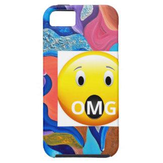 OMGの花 iPhone SE/5/5s ケース