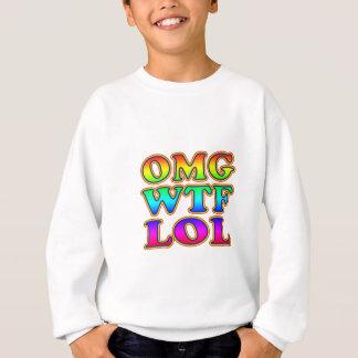 OMGの虹 スウェットシャツ