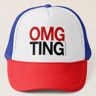 OMGの鈴の音 キャップ