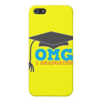 OMGのcongratuations卒業するI! iPhone 5 Case