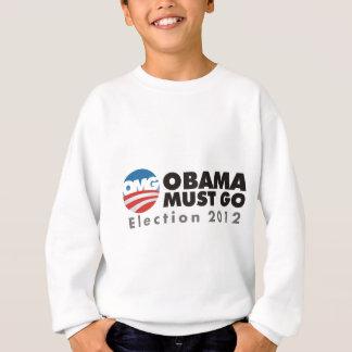 omgオバマは行かなければなりません2012年 スウェットシャツ