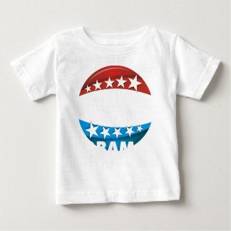 omgオバマは行かなければなりません ベビーTシャツ