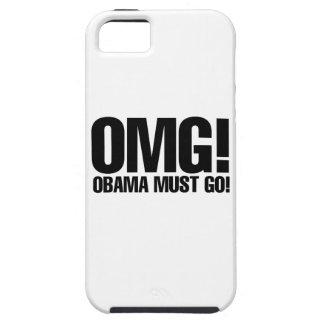 OMGオバマは行かなければなりません iPhone SE/5/5s ケース