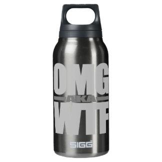 OMG別名WTF 断熱ウォーターボトル