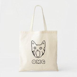OMG猫 トートバッグ
