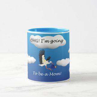 OMG私はお母さんのマグであることを行っています マグカップ