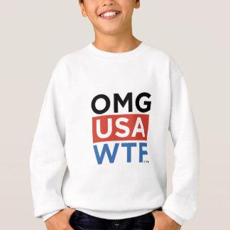 OMG米国WTF スウェットシャツ